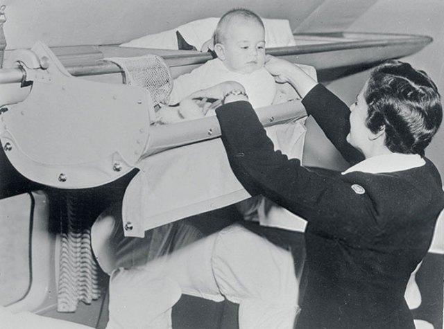 vintage-infants-airplane-skycot-boac-flights-6