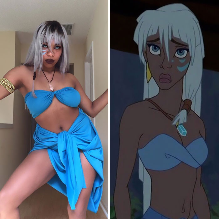 Kida Nedakh From Atlantis: The Lost Empire