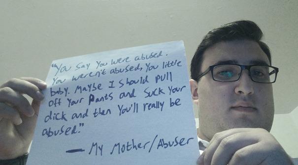 Male Sexual Assault Survivors