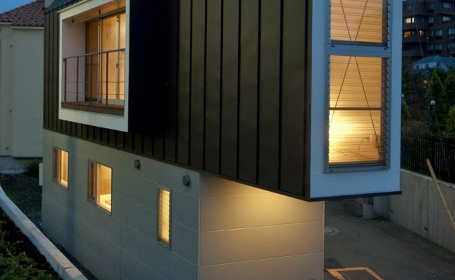 This Narrow House In Japan Only Looks Tiny Until You Look