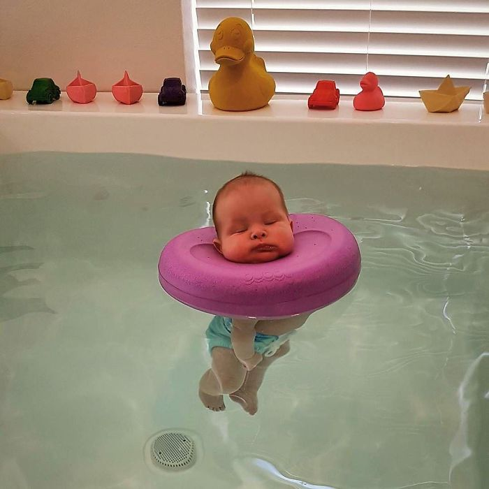 People Cant Handle How Cute These Baby Spa Photos Are  Bored Panda