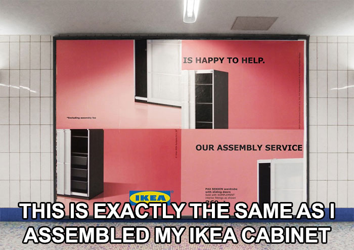 10 Jokes You Will Understand Only If You Live In IKEA