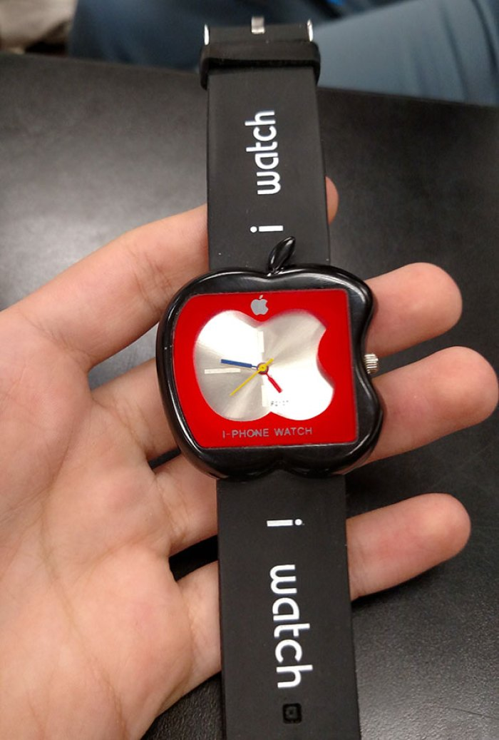 Friend Bought $600 Apple Watch Off Ebay. This Is What Came