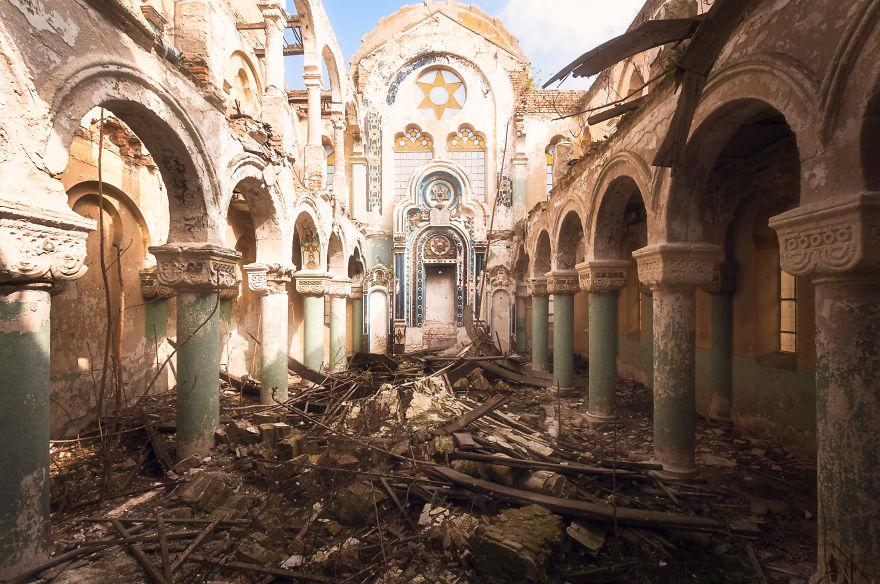 Sinagoga In Romania