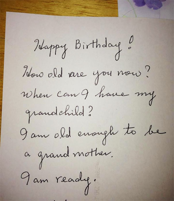 Funny Birthday Jokes Mom