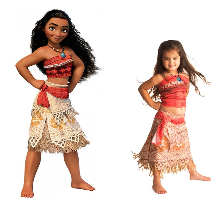 Moana And Scout