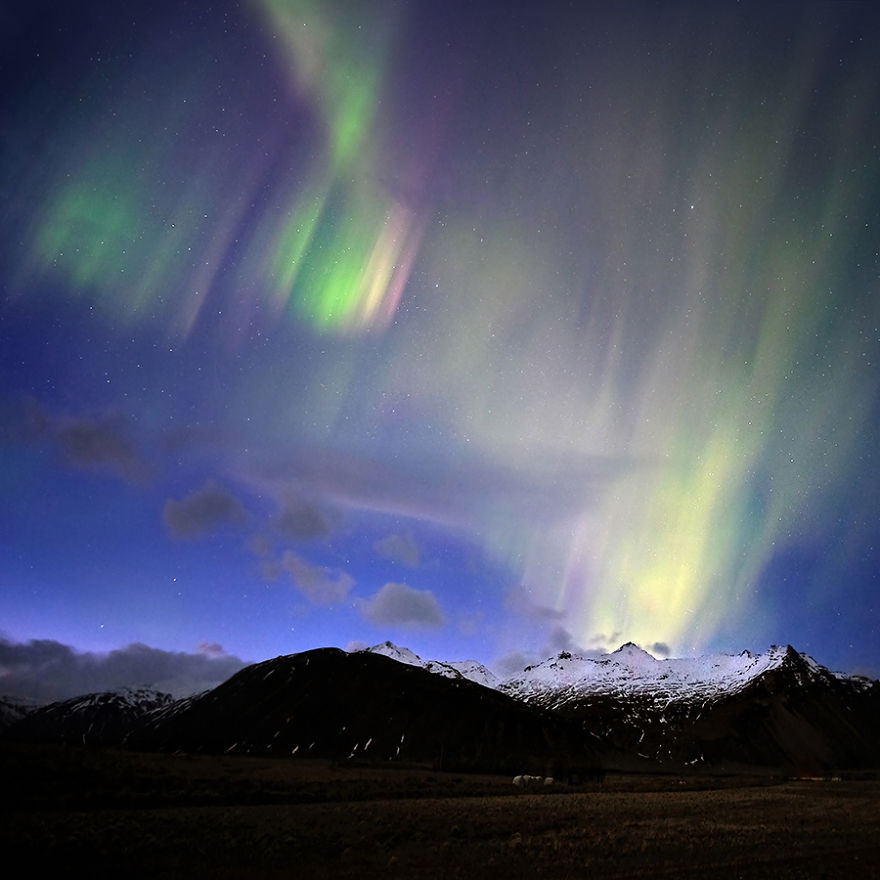 """supernova"" - Aurora Borealis"