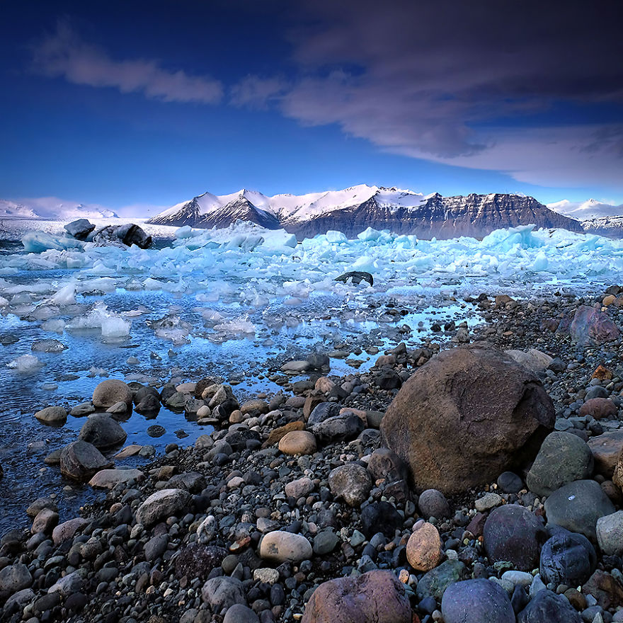 """the Kingdom Of Ice"" - Jokulsarlon - Vol.1"