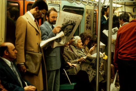 Underground Life Of 80s Nyc