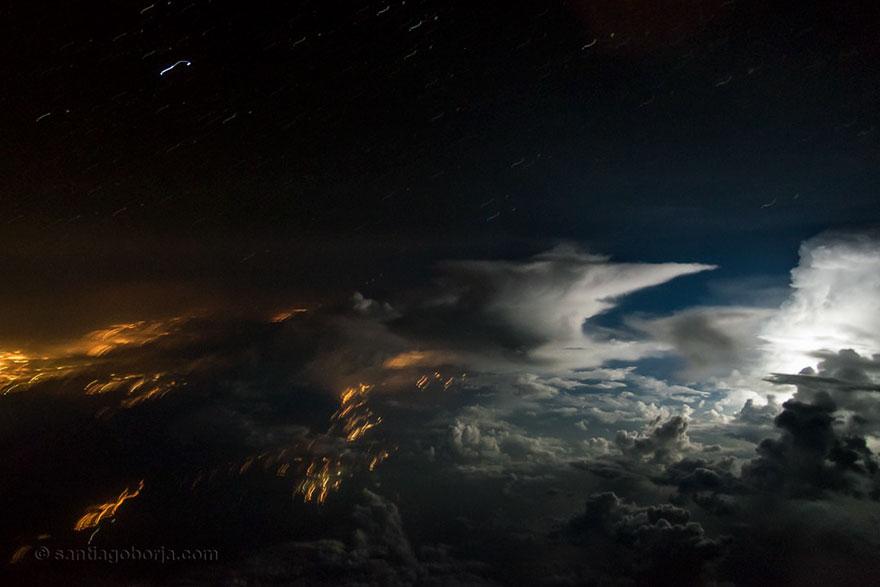 Storm Hour, Amazonia, South America