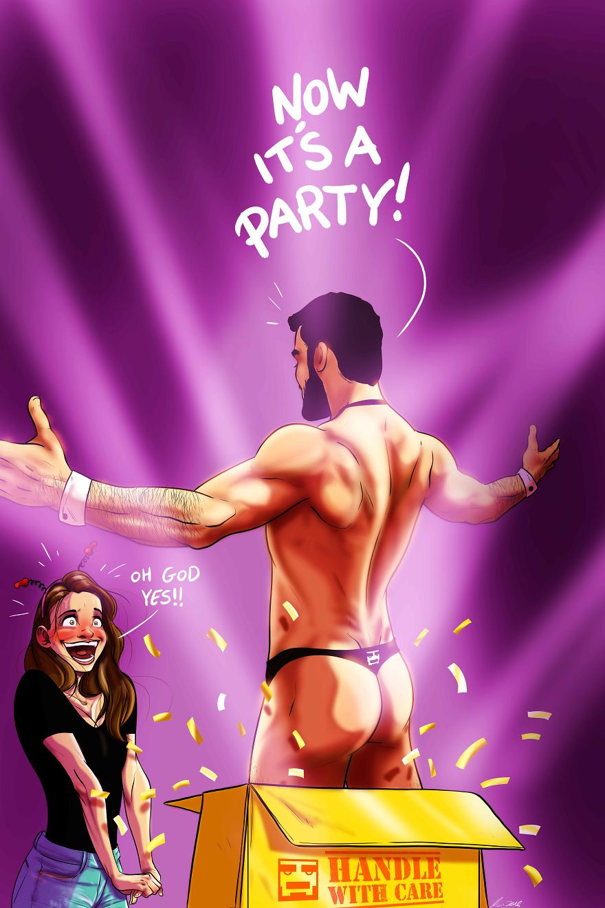 My Mush Bachelorette Party!
