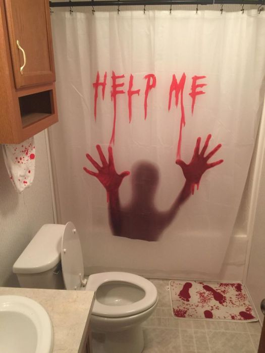 My Wife Said I Could Decorate The Guest Bathroom As My Own. Multiple Screams Have Ensued