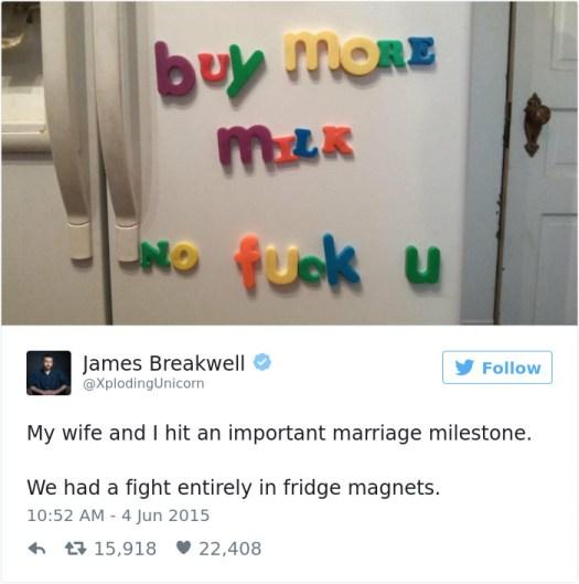 Marriage Milestone
