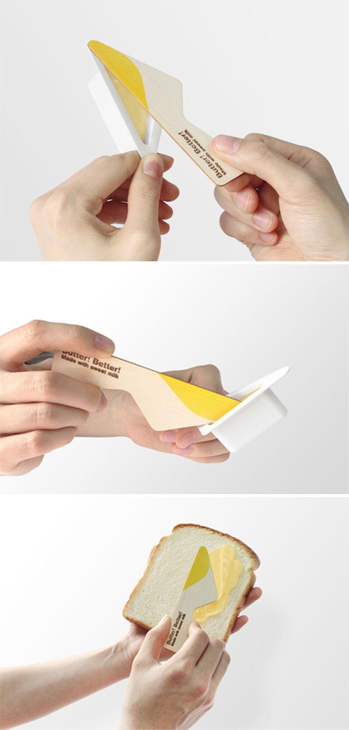 Manteiga! Melhor!