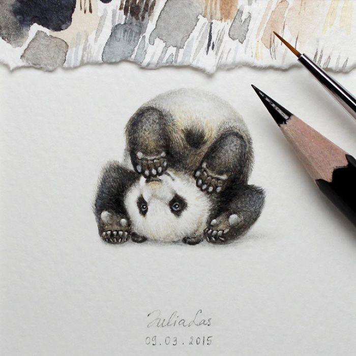 Lukisan Miniatur untuk Creator dengan Waktu Terbatas
