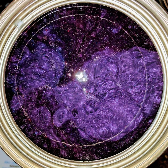 Plum Crazy (Phg) Chrysler. Unstirred Paint