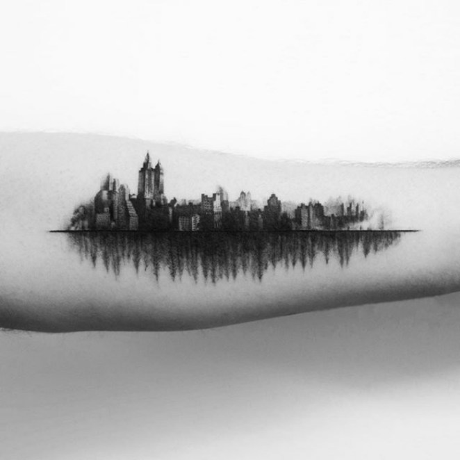 Architecture Tattoo Ideas