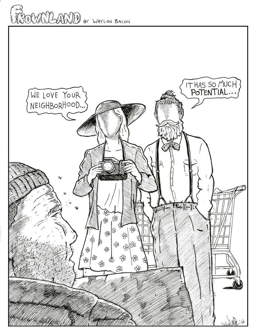 56 Cynical Comics Where I Humorously Dissect Human