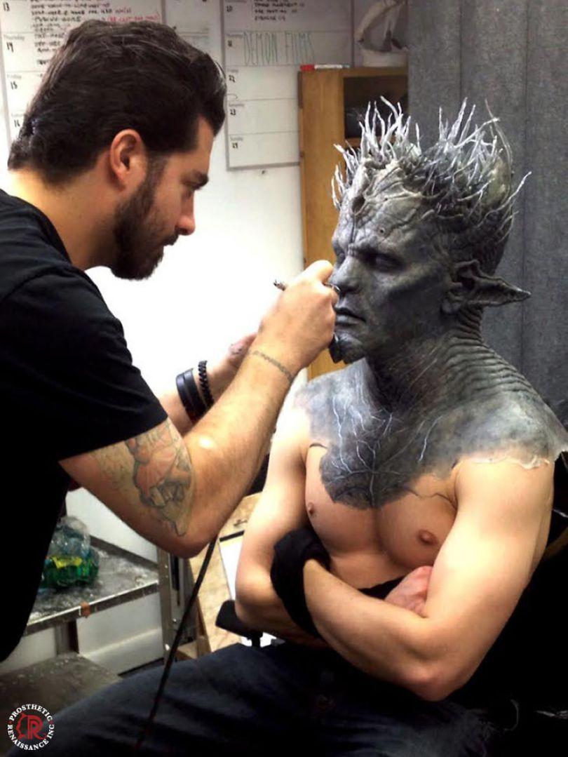 Outstanding make up of films and serials 5970672d1eed2  880 - Especialistas em caracterização com maquiagem em Hollywood