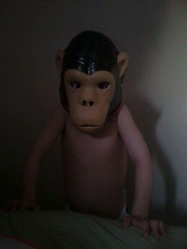 Mi Hijo Decidió Despertarme Con Su Noticia Máscara. Casi Me Cago En Los Pantalones
