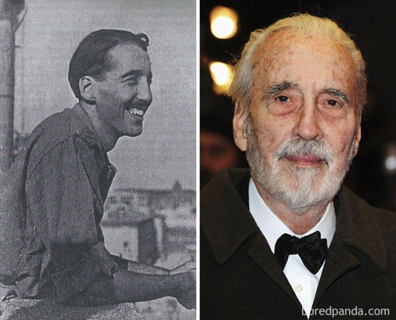 celebrities jobs before being famous 104 596f186fa09a6  700 - Onde trabalharam os famosos americanos? (Fotos: antes e depois)