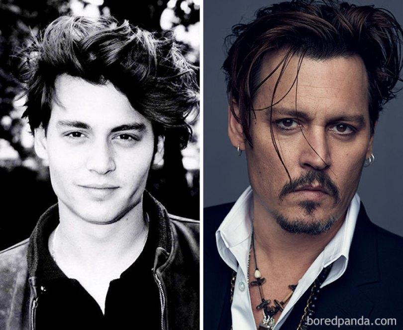celebrities jobs before being famous 109 596f295ca47f4  700 - Onde trabalharam os famosos americanos? (Fotos: antes e depois)