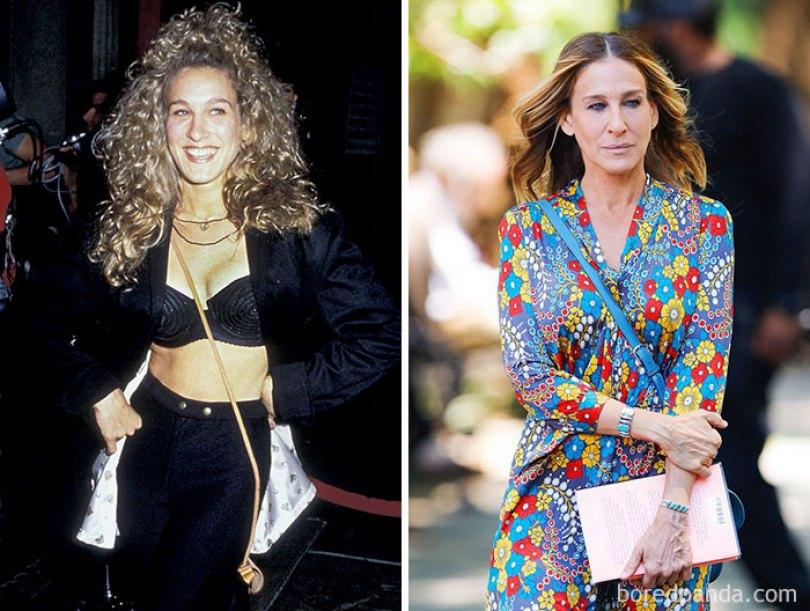 celebrities jobs before being famous 141 597ed6c9931cc  700 - Onde trabalharam os famosos americanos? (Fotos: antes e depois)