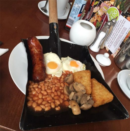 Breakfast Shovel