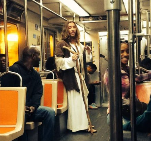 In Philly They Even Boo Jesus