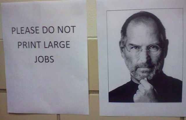 Jobs Done
