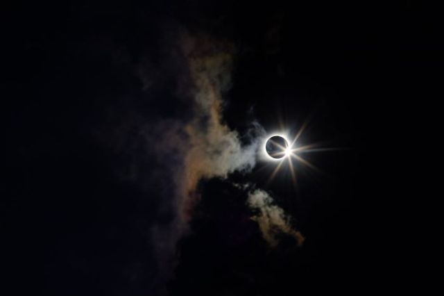 Chased The Eclipse, It Was Worth It