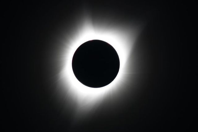 I Know There's A Lot Of Eclipse Posts, But I Drove 14 Hours To Get These Pic So I'll Be Damned If I Don't Share Them!
