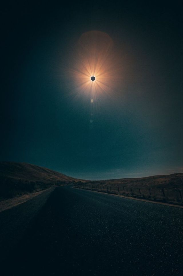 Another Eclipse Photo