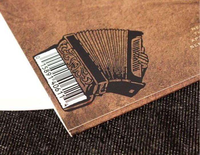5 Desain Barcode Paling Jenius Yang Pernah Dibuat