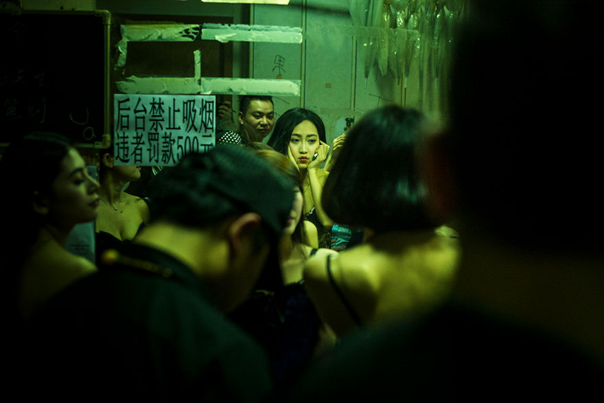 The Secret Side Of The Chinese Underground Club Life