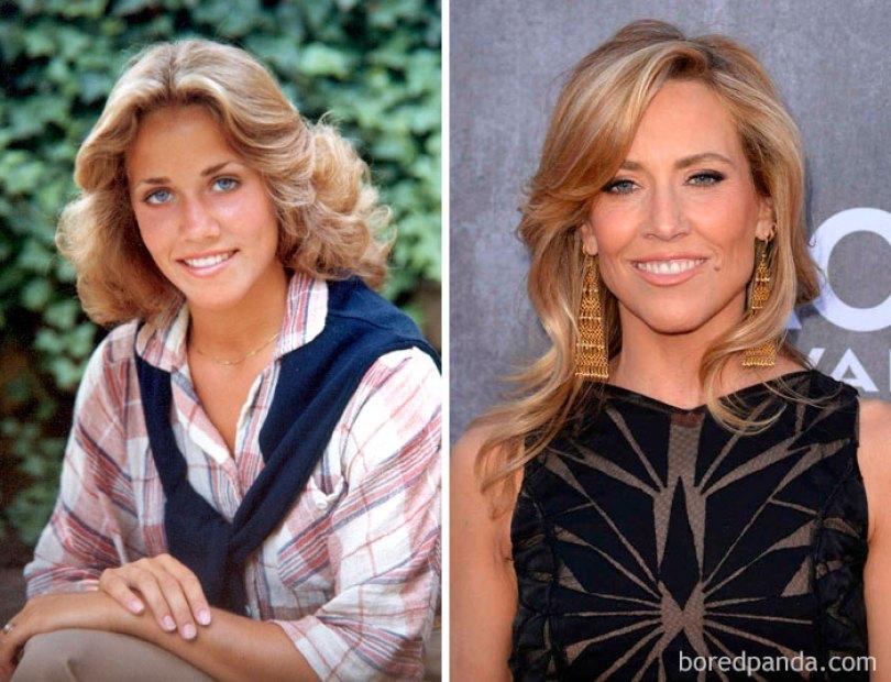 celebrities jobs before being famous 202 59841b02f2e6a  700 - Onde trabalharam os famosos americanos? (Fotos: antes e depois)