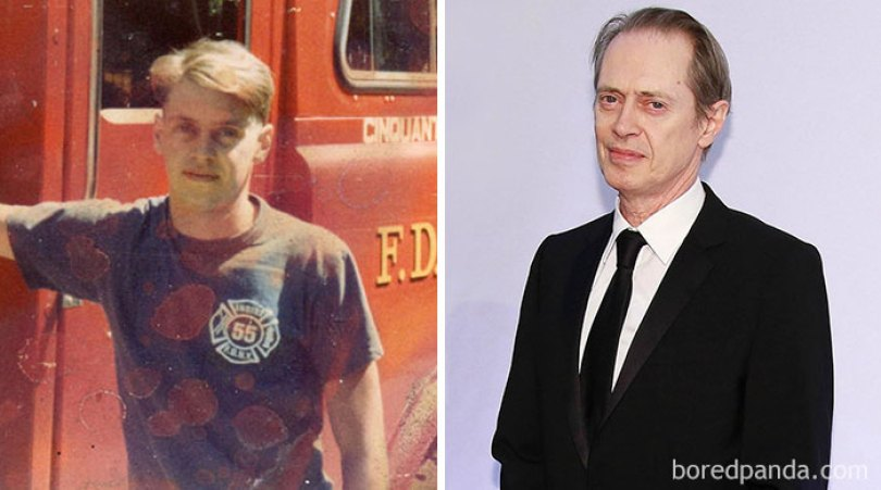 celebrities jobs before being famous 206 59928ffa246f9  700 - Onde trabalharam os famosos americanos? (Fotos: antes e depois)