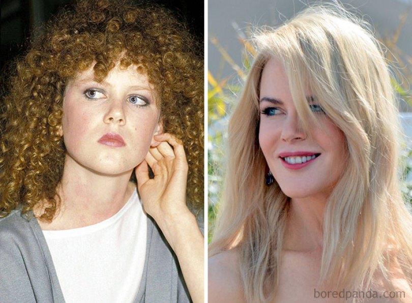 celebrities jobs before being famous 209 5991b900558af  700 - Onde trabalharam os famosos americanos? (Fotos: antes e depois)