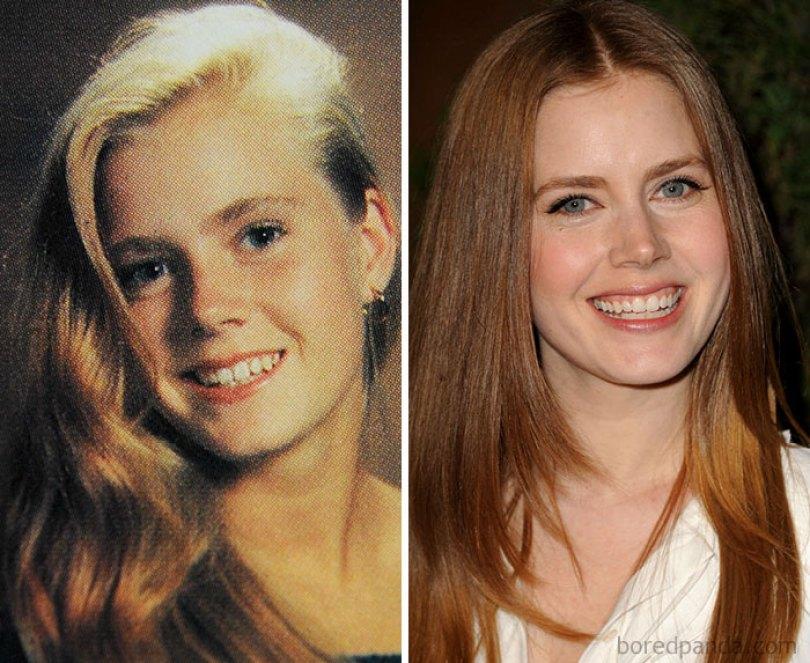 celebrities jobs before being famous 221 5992eb034a01a  700 - Onde trabalharam os famosos americanos? (Fotos: antes e depois)