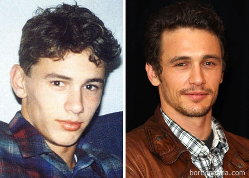 celebrities jobs before being famous 307 59933d5c1a022  700 - Onde trabalharam os famosos americanos? (Fotos: antes e depois)