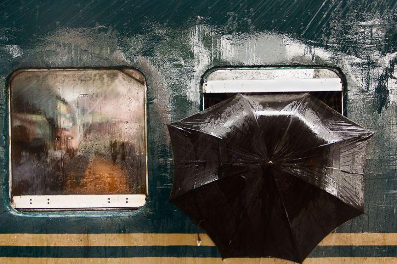 Menção Honrosa, Pessoas: The Man's Stare, Gazipur, Bangladesh