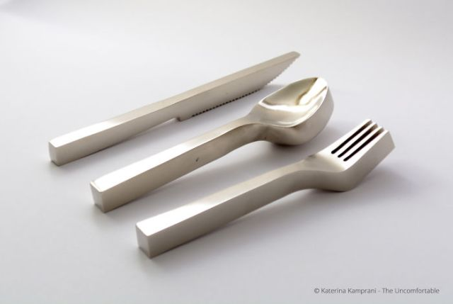 The Uncomfortable Cutlery Set