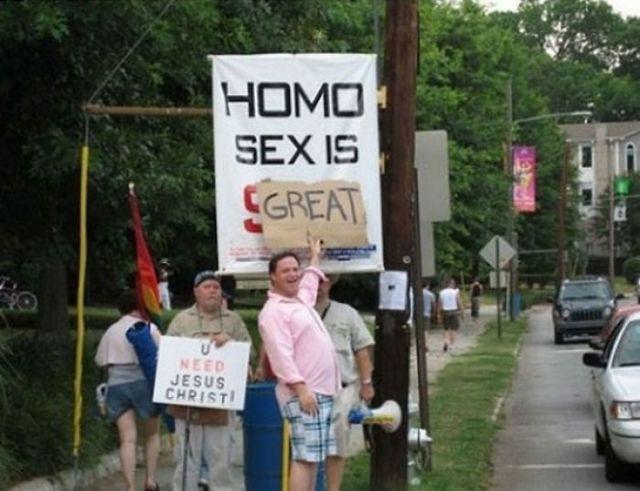 El sexo homosexual es... / Genial