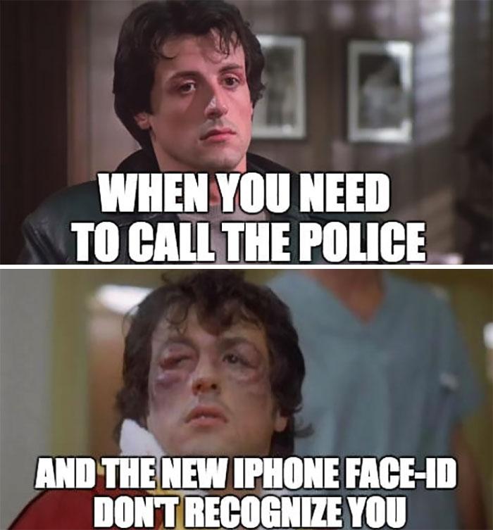 Bikin Ngakak Kumpulan Meme iPhone X dan iPhone 8