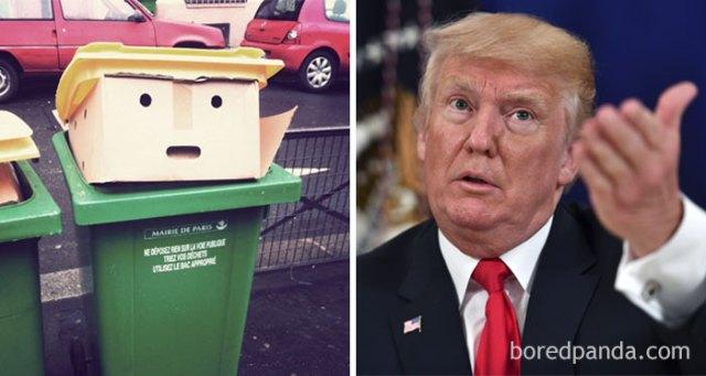 Mi fotografía preferida de Trump