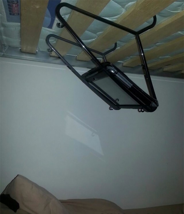 Bottom Of The Bunk Bed Brilliance