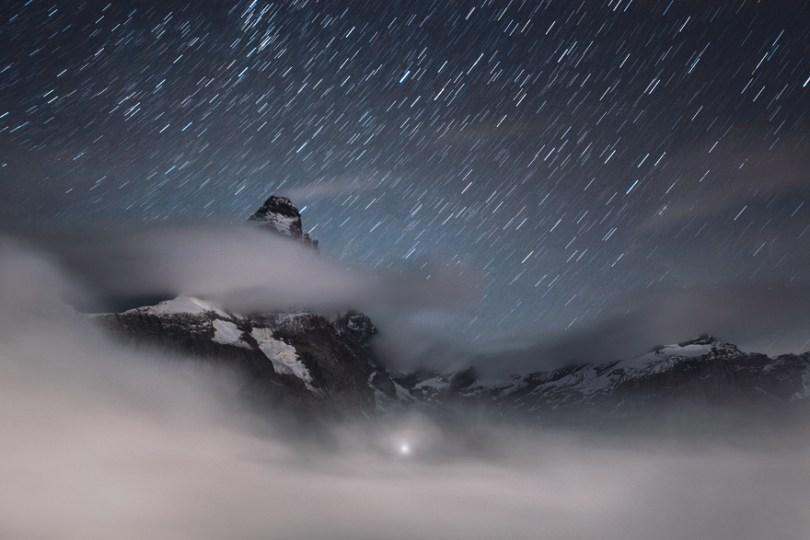 19 Matterhorn Above the Clouds 59f348deaa7b0  880 - O mundo acima das nuvens