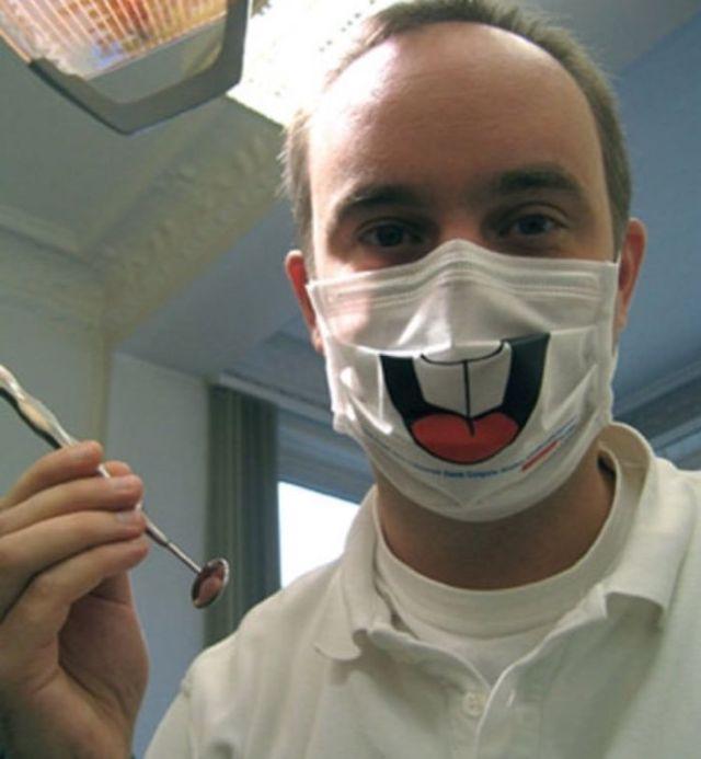 La careta de mi dentista