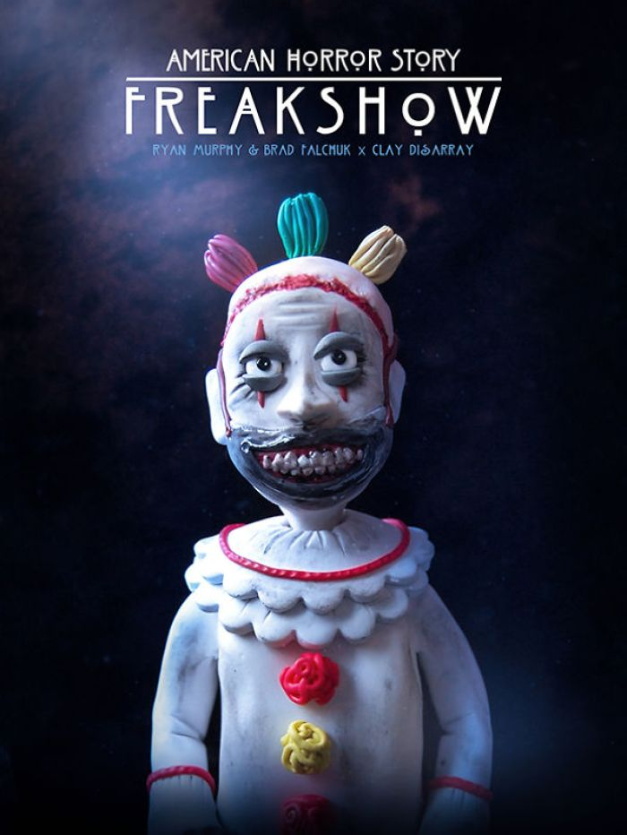American Horror Story: Freakshow (Ryan Murphy And Brad Falchuk, 2011)