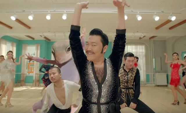 Gecko Feat. Psy